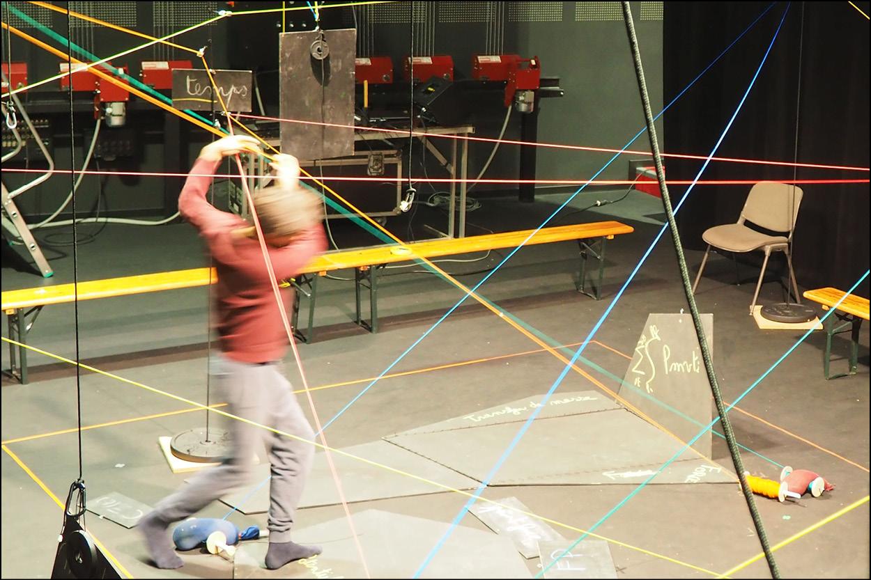 La théorie des ficelles 🗓